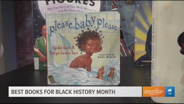 Top reads for kids during Black History Month