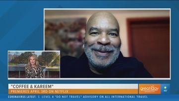 """David Allen Grier talks about his new Netflix movie, """"Coffee & Kareem"""""""