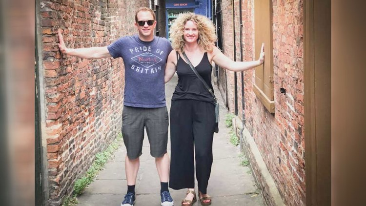 Stephen and Lisa Leonard