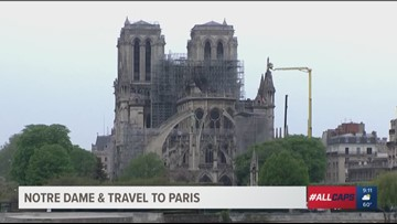 The Notre Dame fire and its cultural impact in France
