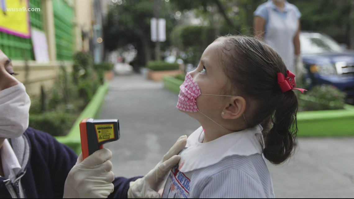 Routine vaccinations for children down during the pandemic