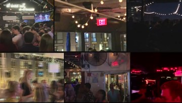DC's rooftop bars are fun, but some might be serious fire hazards