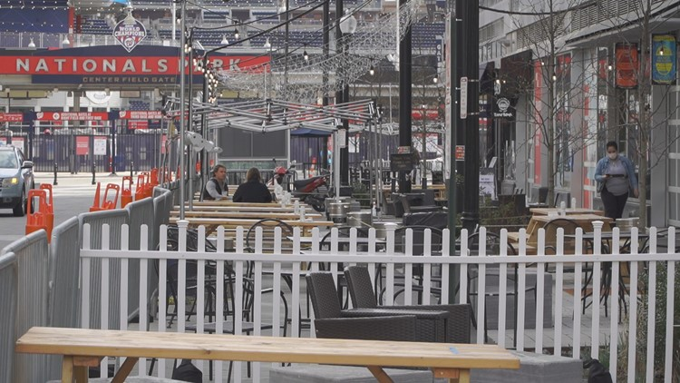 'We're getting there' | Navy Yard businesses adjust after Nats home-opening postponement