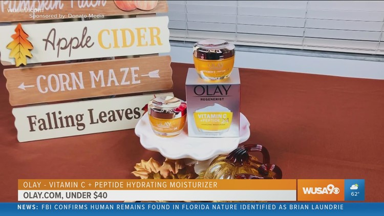 Lifestyle expert, Jamie O'Donnell, shares her beauty & lifestyle must haves for Fall