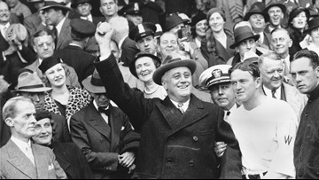 The 1933 World Series was the last time DC saw championship baseball