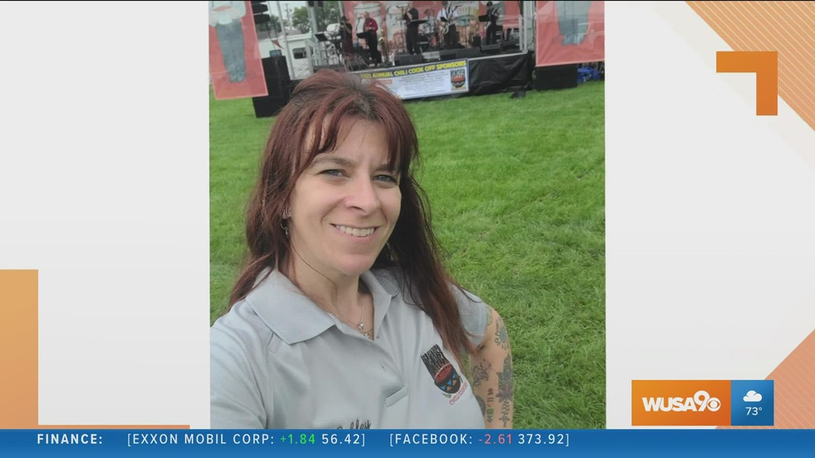 Winchester Mom is going for the gold in the world's top chili competition