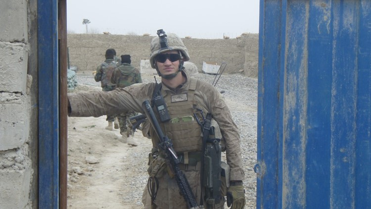 'They saved lives' | DC Marine supports effort to bring Afghan interpreters to Fort Lee