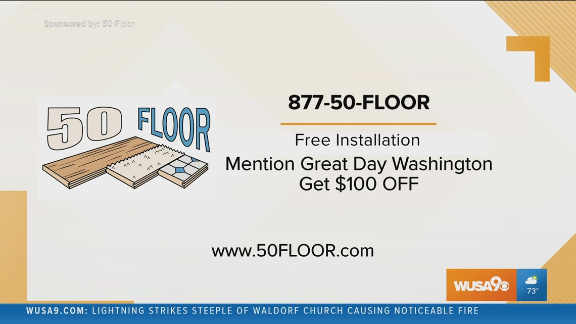 Take advantage of the July special from 50 Floor before it's gone
