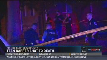 Local rapper 'Swipey' shot, killed in Suitland   wusa9 com