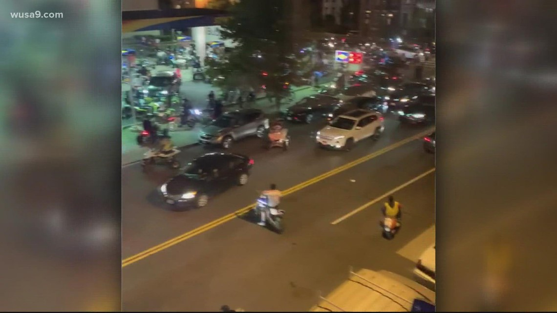 Community frustrated by huge crowds of ATVs crowding in neighborhood