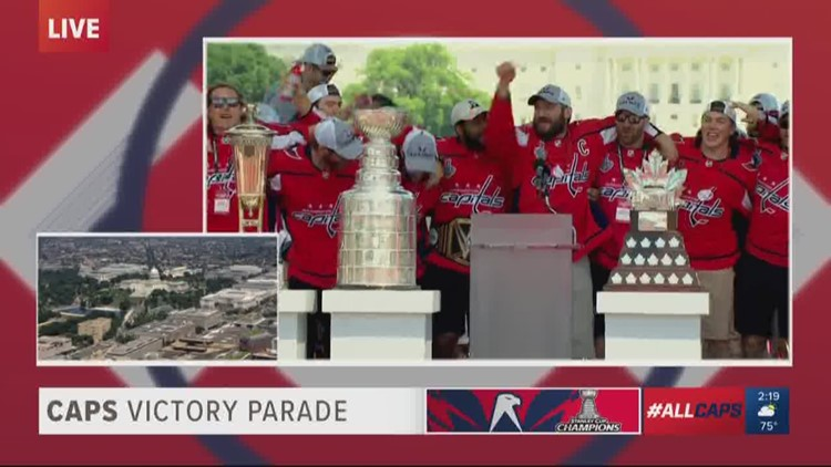 f3a65f1396f Relive the best moments of the Capitals Victory Parade