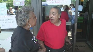 Community rallies around Audrey Dutton