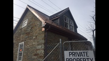 A 300-year-old Bethesda home was sold for the first time last year, but there's a hiccup with renovations