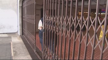 Two Metro stations reopen after worker tests positive for coronavirus