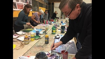 The Art League offers free class to furloughed government workers