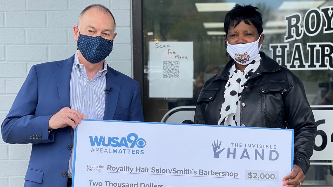 Balancing a barbershop, a salon and saving a legacy during a pandemic | IMPACT