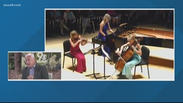 Donors help National Philharmonic get back on its feet
