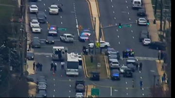 Lockdown for schools lifted after double shooting, barricade incident in Prince George's County