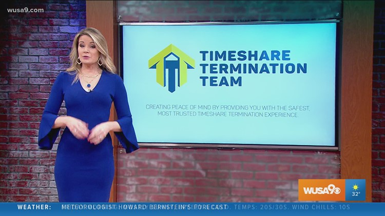 Get out of that timeshare agreement