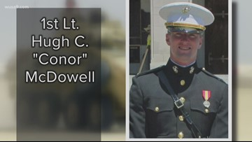 Family mourns loss of local marine in crash