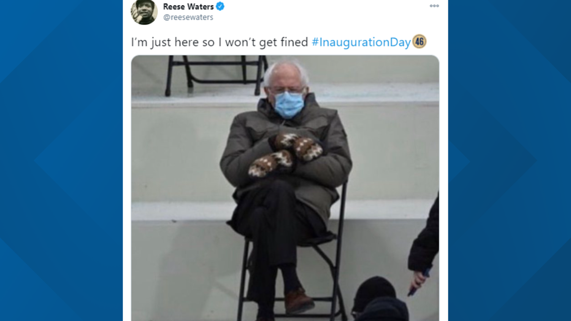Bernie Sanders meme goes viral | It's A DC Thing