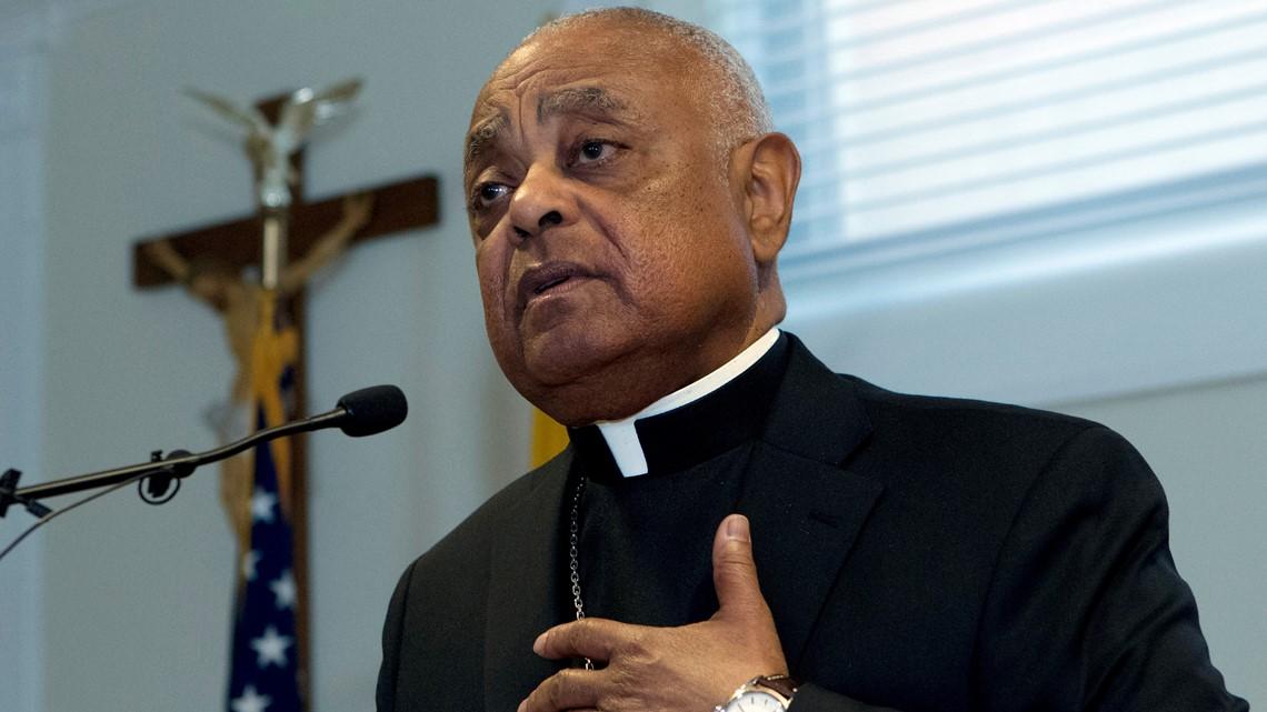 Washington Catholics' new black archbishop becomes official today