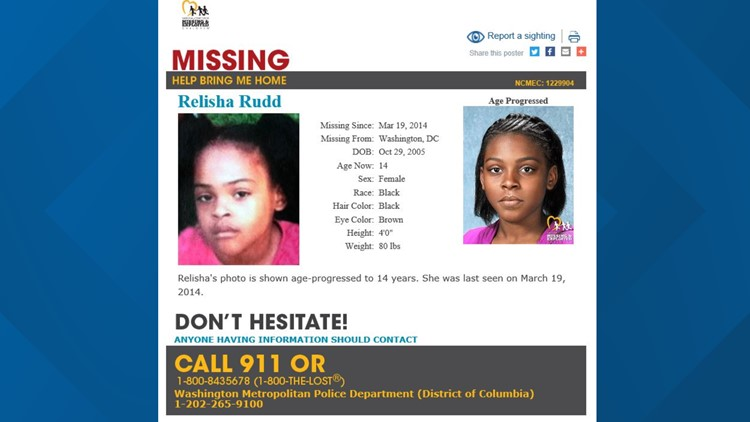 It has been 7 years since Relisha Rudd disappeared. Here's how the community is making sure her case is not forgotten