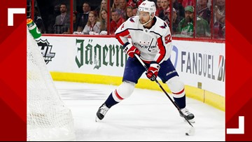 No penalty for Evgeny Kuznetsov's presence in video with possible drugs, Capitals say