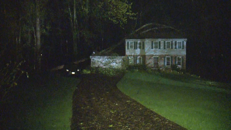 House condemned after tornado in Reston
