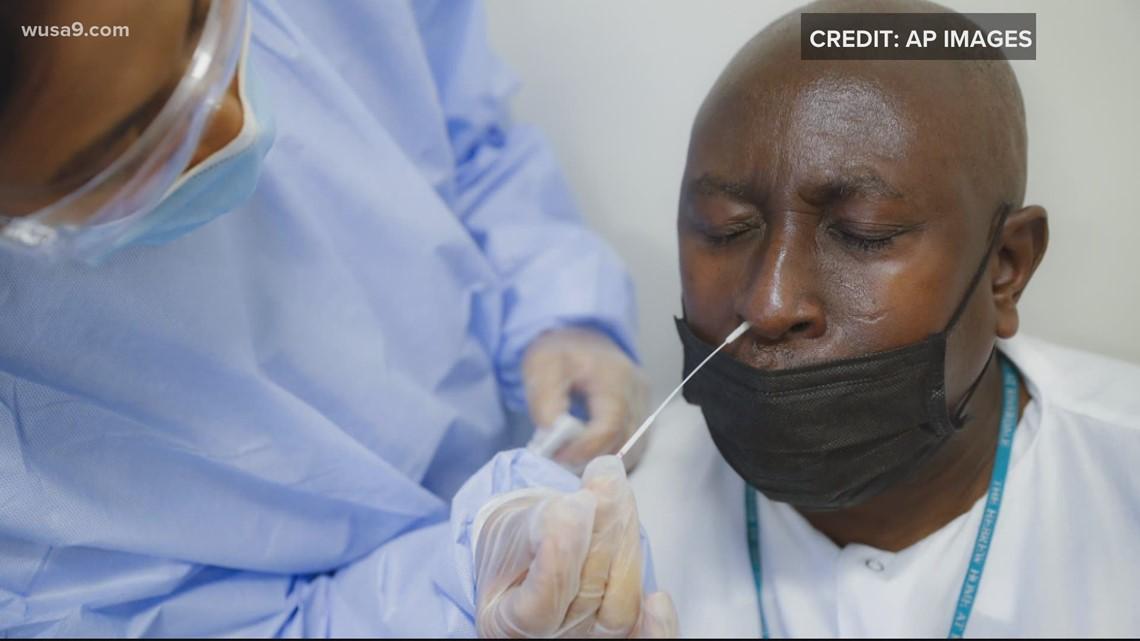 Coronavirus updates: Cases in Maryland, DC and Virginia