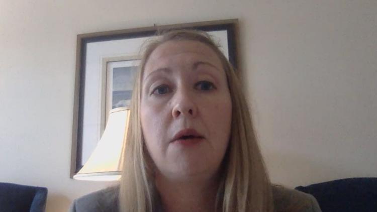 Georgetown University's Dr. Erin Sorrell