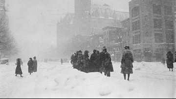 Leaving 100 dead, 'Knickerbocker' storm struck DC on this day 98 years ago
