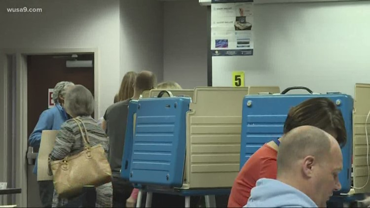 absentee voting may set a record in virginia