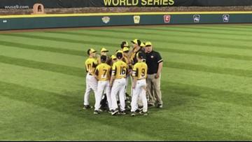 Loudoun South's World Series run ends against Louisiana in 10-run mercy rule