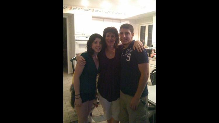 Shana, Marcia and Noah