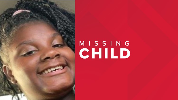 CRITICAL MISSING: 13-year-old girl from Northwest