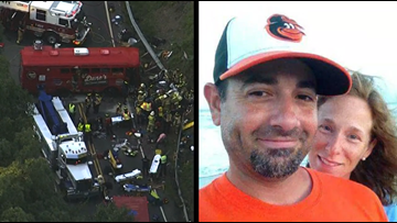 'A bright spot in a tragedy' | Virginia rescue teams prepare to race blood to crash scenes