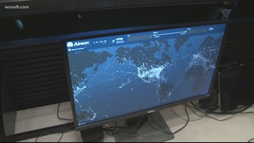 Virginia company creates tech that would've helped prevent disappearance of Malaysia Airlines Flight 370