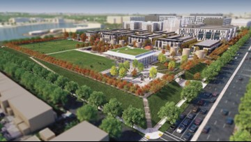 Legal battle over future of McMillan Park in DC continues