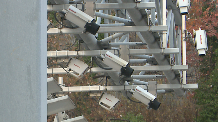 Cameras on I-395 VERIFY