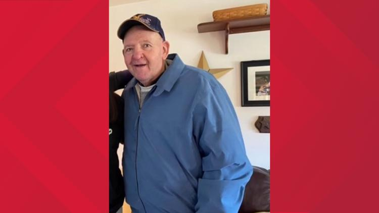 Body of elderly Frederick man found in creek bed