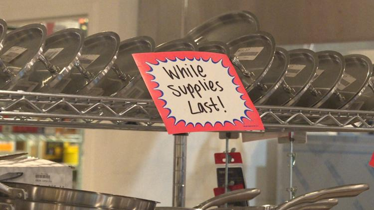 'It's hard to get product' | Aside from staff shortages, local restaurants also seeing issues getting kitchen items