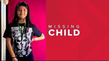 MISSING: 12-year-old Senyi Ramos Telles