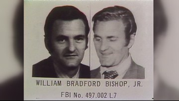 WUSA9's Mike Buchanan reports on the composite sketch of William Bradford Bishop in 1979
