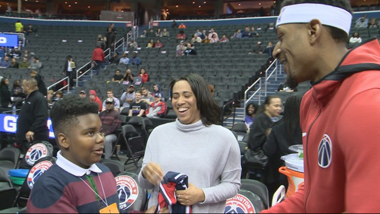 Quincy with Beal