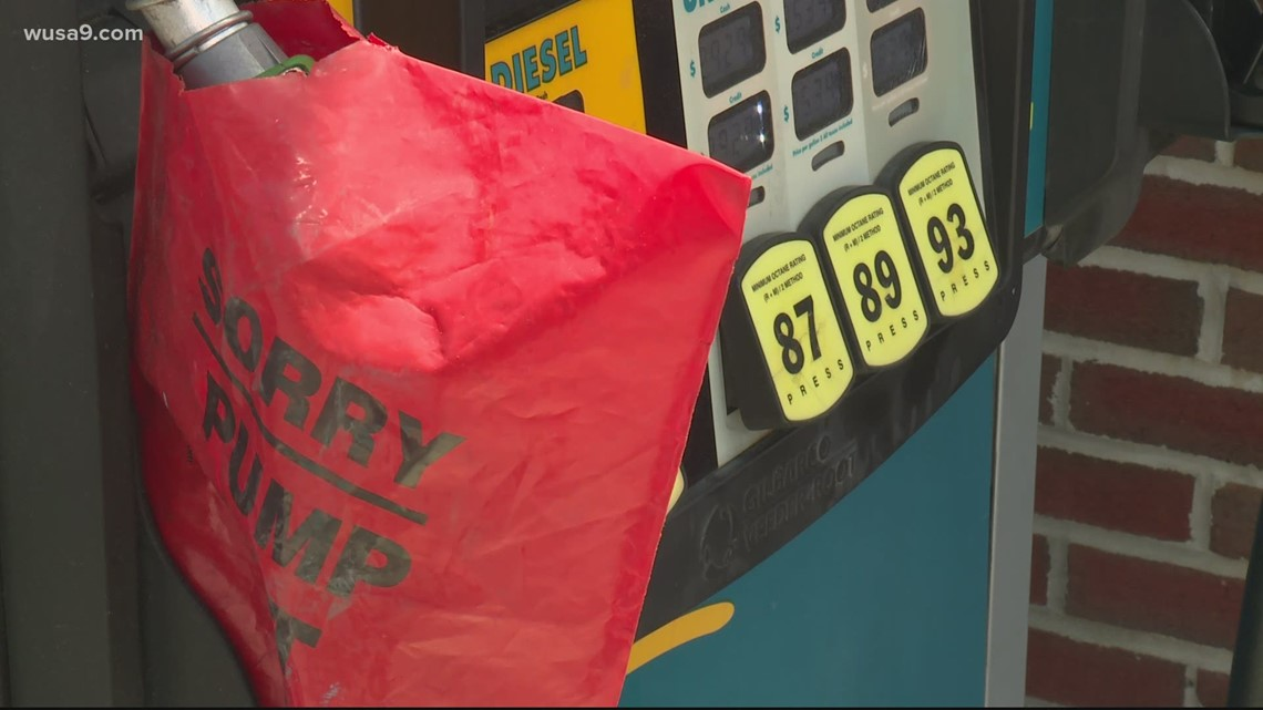 Is panic buying the reason for gas shortages?