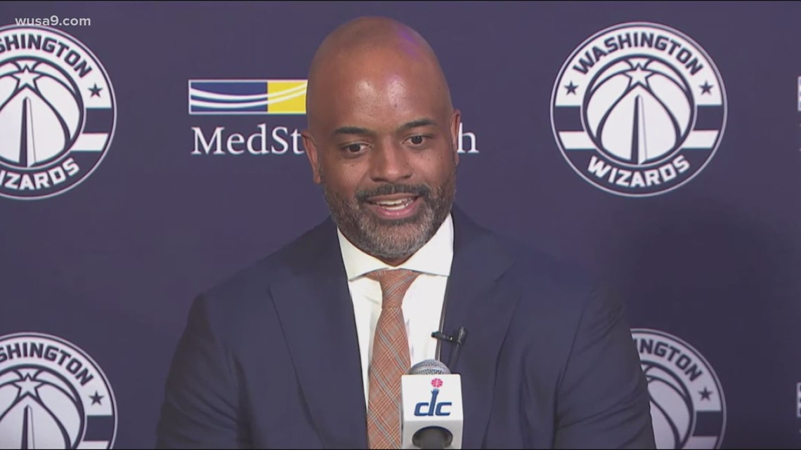 The Wizards have a new head coach with a familiar name   Hear Me Out
