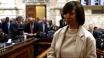 Call to resign: Maryland Gov. Larry Hogan wants Baltimore Mayor Catherine Pugh to resign after FBI raids