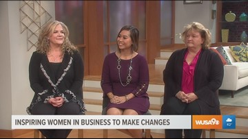 Become the ultimate girl boss at the VA Women's in Business Conference