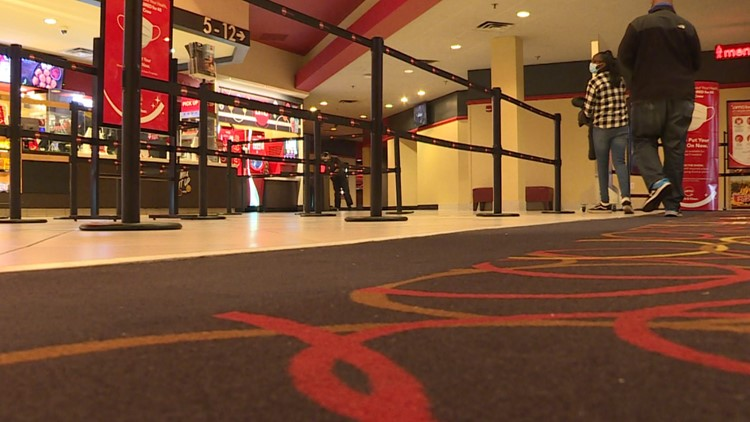 Movie night returns: AMC reopens theaters in Prince George's County